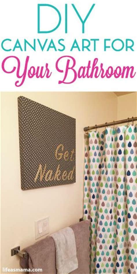 25 best ideas about bathroom canvas art on pinterest