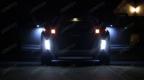 ford edge with the new high power led parking lights