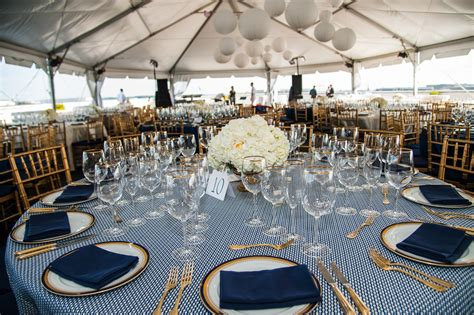 wedding trends gold flatware at reception table settings inside weddings