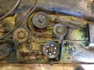 Replacing Bearings On Idler Pulleys  U0026 V
