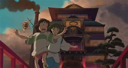 Spirited Away Ghibli Studio Anime Haku Miyazaki