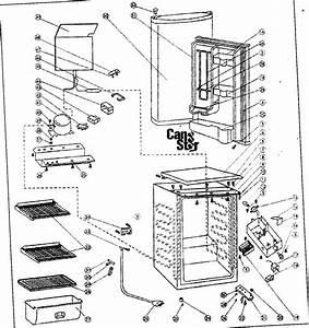 Danby Refrigerator Parts