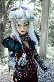 Dragon Age Cosplay Flemeth