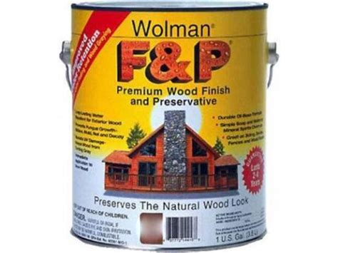 oil based ext wood finish preservative golden pine wolman
