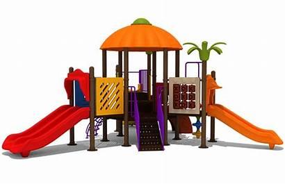 Playground Clipart Equipment Clip Children Cliparts Outdoor