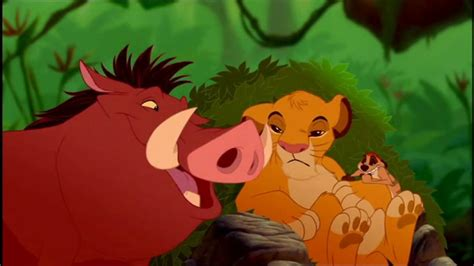 lion king hakuna matata hd mickey mouse