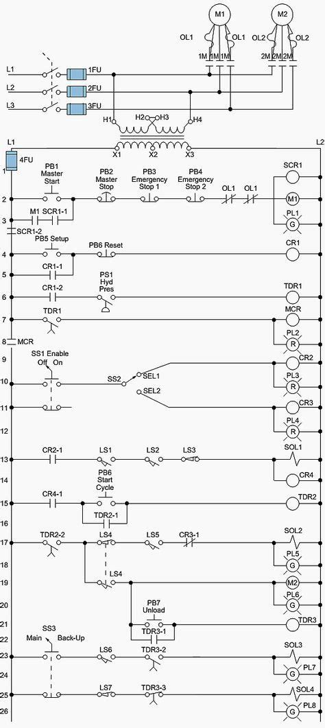 Electromechanical relay diagram | EE in 2019