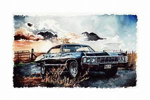 ''Baby'' Chevrolet impala '67 - Supernatural by Carella ...