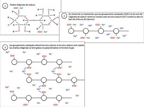 tpe cuisine moleculaire g sphérification