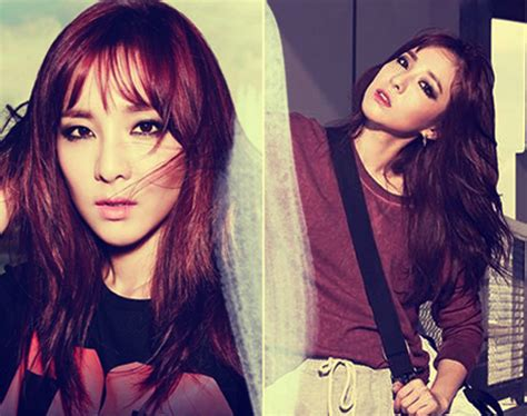 Dara's youngest brother is thunder, he was a former member of the group mblaq. K-Pop's Sandara Park is the Newest Ambassador of a Local Brand