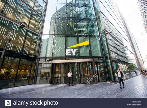 ernst young office  london united kingdom ey