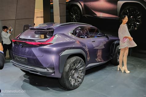 Lexus Ux Could Make Surprise Appearance At 2018 Geneva