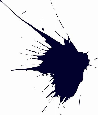 Ink Drop Transparent Stain Onlygfx