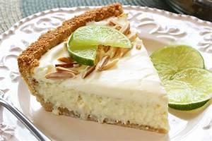 Pie No. 23 - Marshmallow-Almond Key Lime Pie - Saving Room ...