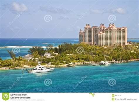 Atlantis Stock Photo. Image Of Bahamas, Palm, Beautiful