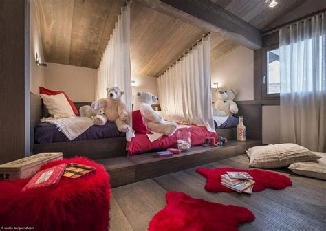 chambre d enfant de luxe location chalet mont blanc des vacances de r 234 ve