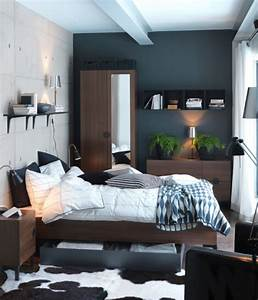 Small, Space, Bedroom, Interior, Design, Ideas