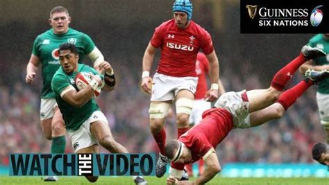 Ireland vs Wales rugby - Kick-off time, TV channel, live ...