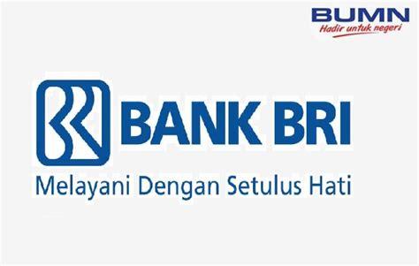 open recruitment pegawai pt bank rakyat indonesia persero