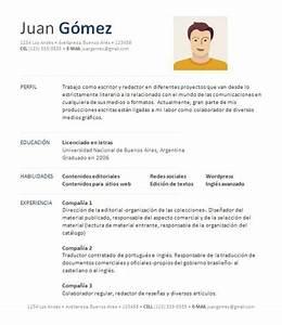 ejemplo de curriculum vitae empleo pinterest With como hago un resume para trabajo