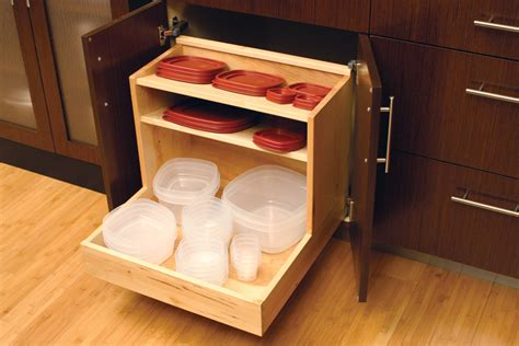 Cupboard Storage Solutions by Cardinal Kitchens Baths Storage Solutions 101 Roll