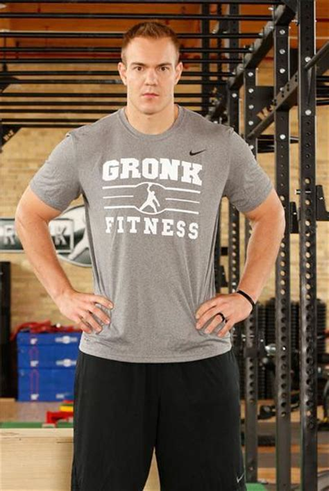 gronk fitness products   mindset