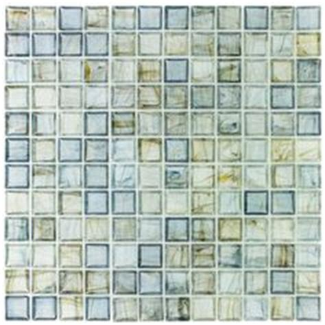Elida Tile Home Depot by Elida Ceramica 12 In X 12 In Wave Glass Mosaic