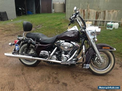 Harley Davidson Road King For Sale by Harley Davidson Road King For Sale In Australia