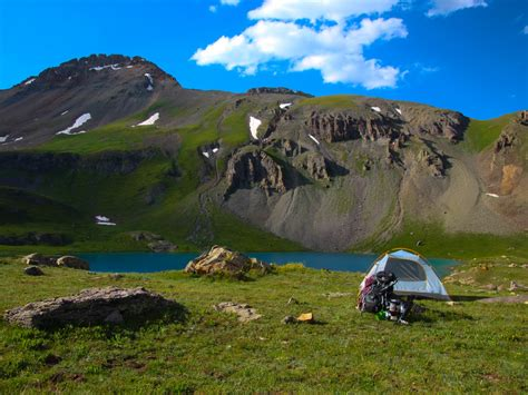 Backpacking Ice Lakes Basin: Big Views, Low Impact