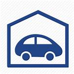 Parking Icon Shed Stay Garage Camp Editor