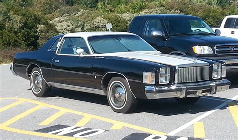 Soft Corinthian Leather! 1979 Chrysler Cordoba Special