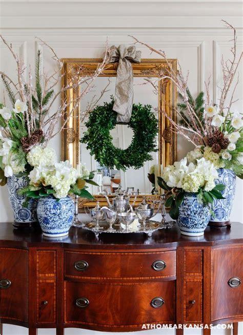 ideas  christmas dining rooms  pinterest