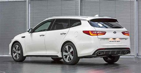 20182019 Kia Optima Sportswagon  Versatile Business