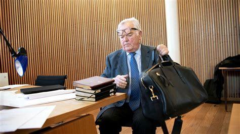 Langet ut mot Herbjørn Hansson i retten: - Han er snurt og ...