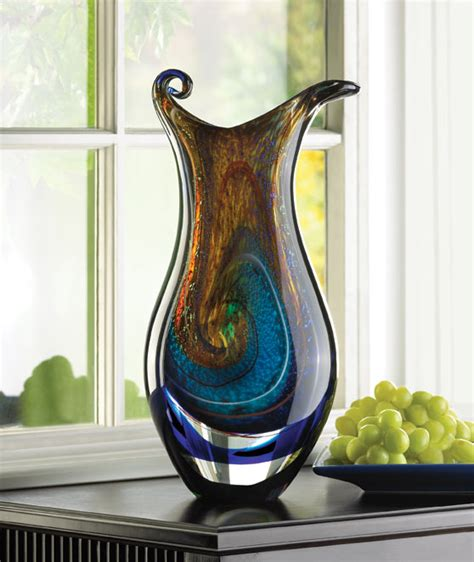 decorative glass bowls and vases glass bowls decorative glass vases