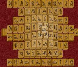 Nile Tiles Mahjong Online by Nile Tiles