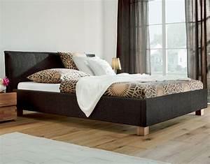 Bett Liegehöhe 70 Cm : polsterbett in 200x200 cm liegeh he bett medina ~ Eleganceandgraceweddings.com Haus und Dekorationen