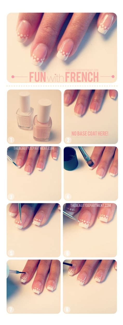 easy nail designs step by step 10 step by nail designs for beginners