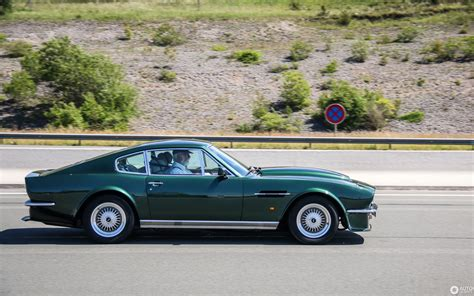 Aston Martin V8 Vantage 1977 1989 28 June 2017 Autogespot