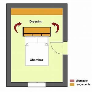 Dressing Derrière Tete De Lit : archi m aide le forum d 39 entraide pour les passionn s de ~ Premium-room.com Idées de Décoration