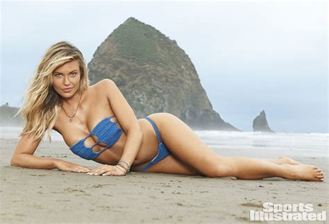 Q And A Janina San Miguel Samantha Hoopes Sports Illustrated Swimsuit Celebzz