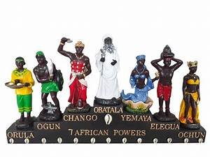 The Seven African Powers - Love's Gift Wholesale