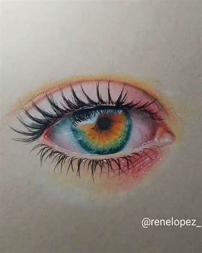Drawings Pencil Amazing Eye Draw Easy Realistic
