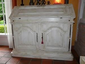 repeindre des meubles vernis meilleures images d With repeindre un vieux meuble en bois