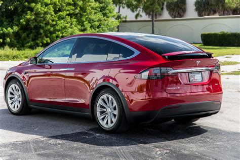 Financial news · print and mobile access · latest trends & insights Used 2017 Tesla Model X 100D For Sale ($84,900) | Marino ...