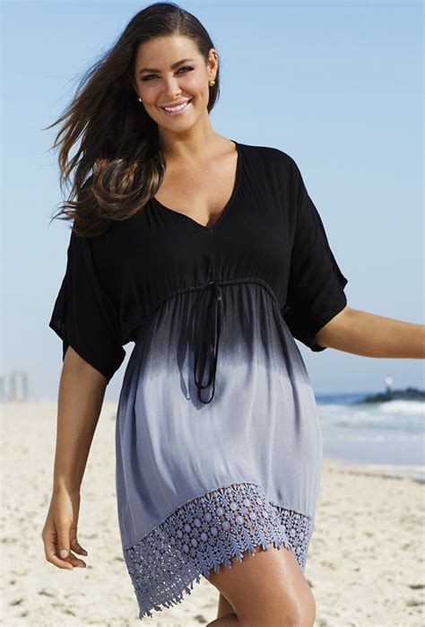 25+ Best Ideas about Plus Size Beach on Pinterest | Curvy beach body Plus size women and Boho ...