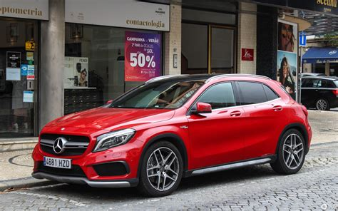 Gla 250 and amg gla 45. Mercedes-Benz GLA 45 AMG X156 - 12 sierpie 2019 - Autogespot