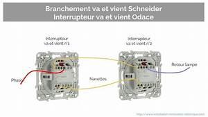 Un Va Et Vient : interrupteur va et vient ~ Dailycaller-alerts.com Idées de Décoration