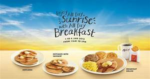 McDonald's to offer All-Day Breakfast first four days in ...