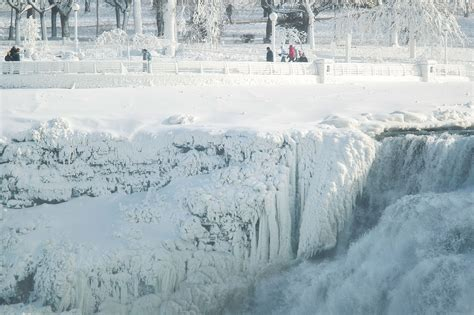 2018 Cold Snap Sets Weather And Low Temperature Records